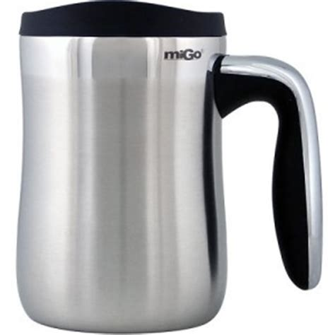 Stainless Steel Travel Mugs