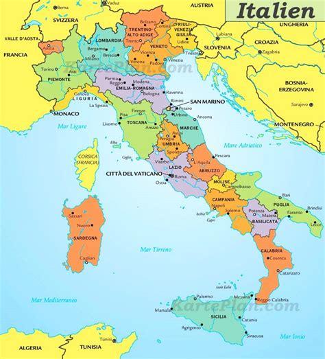 italienische schweiz karte italienische provinzen karte