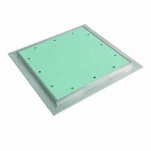 Trappe D Accès Comble : trappe de visite tanch it l 39 air 40 x 40 cm castorama ~ Melissatoandfro.com Idées de Décoration