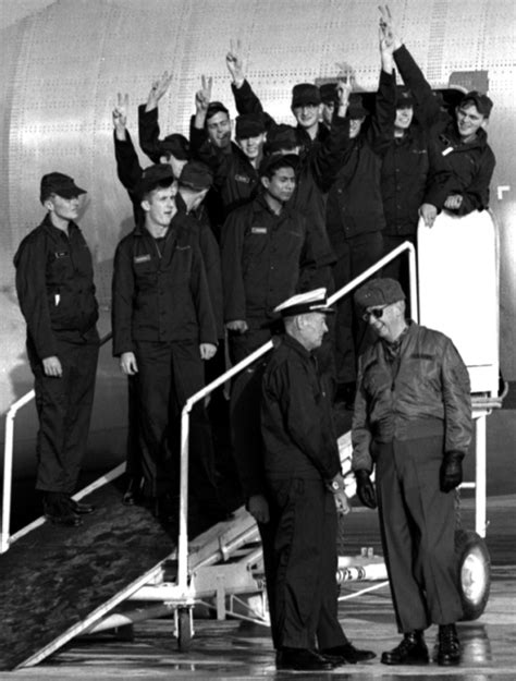 Crew of the USS Pueblo, 1968 - Archive Photo of the Day