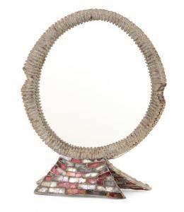 Petit Miroir Sur Pied : les prix et les estimations des uvres line vautrin ~ Teatrodelosmanantiales.com Idées de Décoration