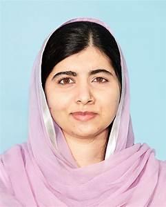 Stylist Magazine - Malala Yousafzai
