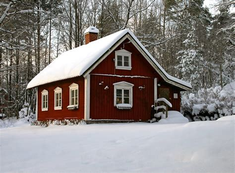 Winter Cottage Photos From Haninge Winter Cottage