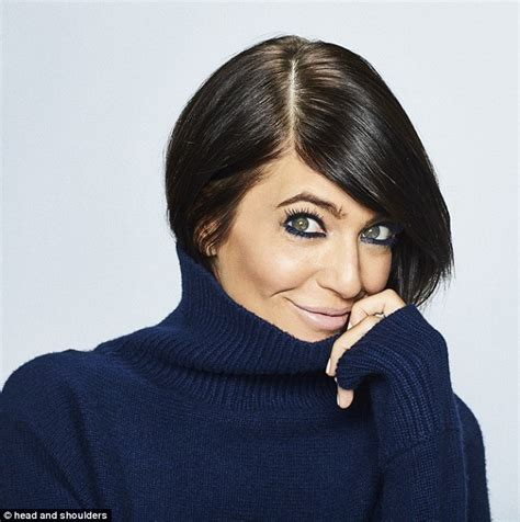 Claudia Winkleman loses her famous fringe for Head ...