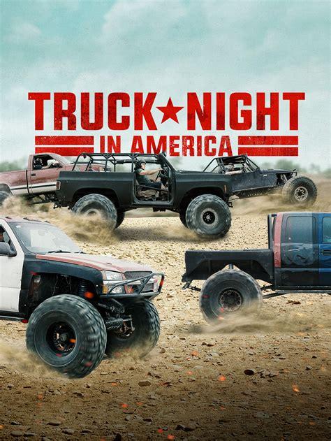 Watch Truck Night In America Season 1 Episode 3 Grudge