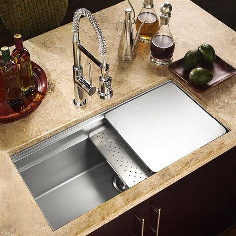 Fancy Kitchen Sinks by Fancy Novus Undermount Single Bowl Sink For The Home