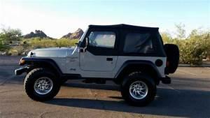 Sport 2000 Gray : lifted grey 2000 jeep wrangler sport tj 4x4 ~ Gottalentnigeria.com Avis de Voitures
