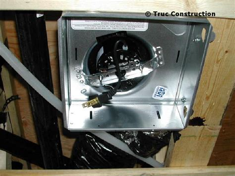ventilateur de chambre de bain ventilateur salle de bain lumiere meilleures idées