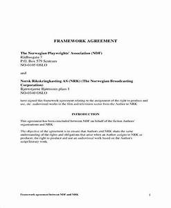 Simple Contract Sample 8 Production Company Contract Templates Word Docs Pdf