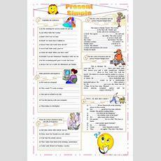 Present Simple Exercises Worksheet  Free Esl Printable Worksheets Made By Teachers