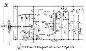 Voltage Amplifier Circuit Diagram  U2013 The Wiring Diagram