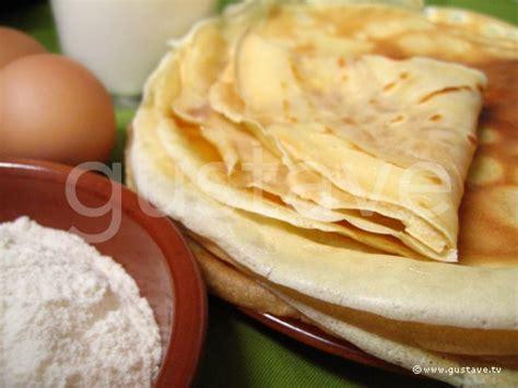 crepes salees recette pate p 226 te 224 cr 234 pes sans grumeaux et sans repos la recette gustave