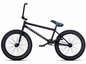 "wethepeople ""Reason"" 2017 BMX Bike - Black | kunstform BMX ..."