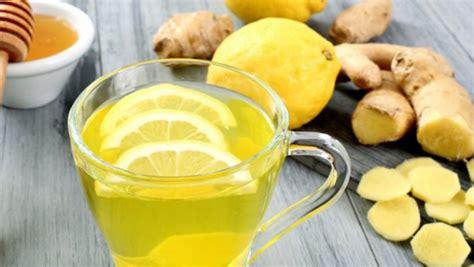 Shumë përfitime shëndetësore nga limoni dhe xhenxhefili ...