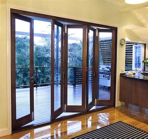 accordion exterior doors exterior folding door hardware systems