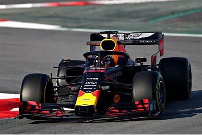 Verstappen Bull F1 Formule Rb15 Honda Racing