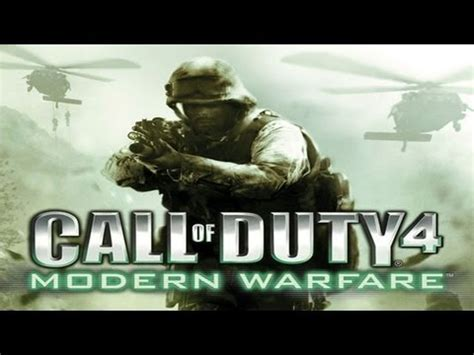 call  duty  modern warfare game  youtube