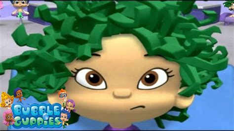 Bubble Guppies Good Hair Day Game