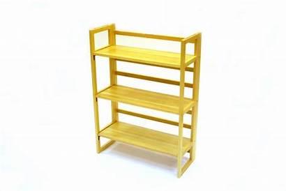 Wooden Shelves Shelf Folding Stacking Sales Furniture