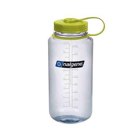 Nalgene Tritan Wide Mouth Plastic Water Bottle 32oz Clear