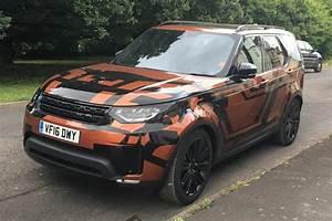 Land Rover Les Ulis : land rover discovery 2017 un camouflage l ger avant le mondial photo 2 l 39 argus ~ Gottalentnigeria.com Avis de Voitures