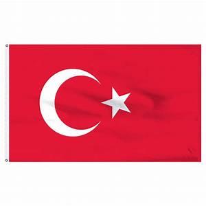 Turkey 2ft x 3ft Nylon Flag