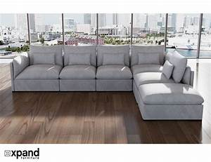 Feather sofa nashville white genuine leather chesterfield for Small sectional sofa nashville