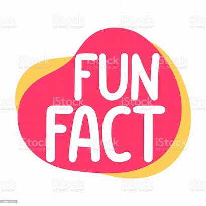 Fact Fun Background Vector Illustration Facts Message