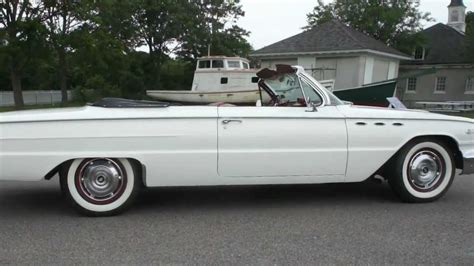 ~~SOLD~~1961 Buick Le Sabre Convertible For Sale~White/Red ...