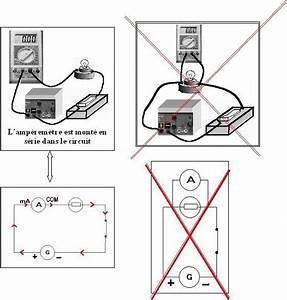 Amperemetre En Serie : intensit sciencesocquerre ~ Premium-room.com Idées de Décoration