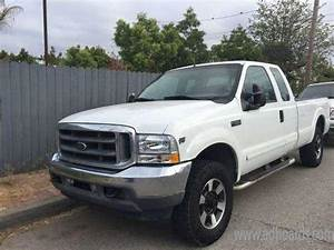 2001 Ford F250 Xlt 4x4 V10 Long Bed 4 Doors Extra Cab