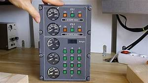 Military Aircraft Power Generators Control Panel Teardown