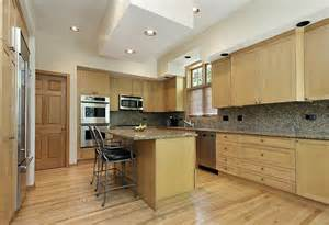 maple kitchen furniture 53 high end contemporary kitchen designs with wood cabinets designing idea