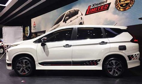 Mitsubishi Xpander Limited Photo by Mitsubishi Xpander Limited Edition Hanya 1000 Unit