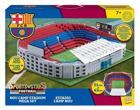 character building sports stars barcelonas football nou