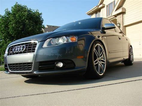 download car manuals 1992 audi s4 navigation system find used 2006 2005 5 2005 audi s4 w extras 19 quot v8 6sp manual nicest on the web rs4 s5 in