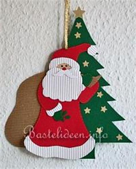 weihnachtsbasteln mit kindern vorlagen bastelideen info kostenlose vorlage quot nikolaus mit sack quot