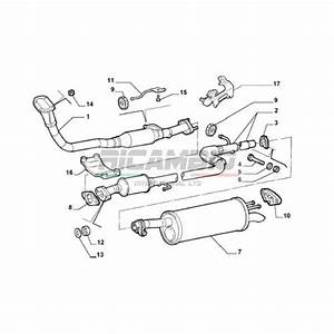 Rear Exhaust  U0026 Rubber Mount