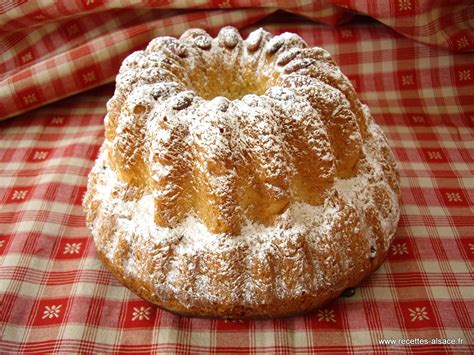 recette cuisine traditionnelle kougelhopf kouglof recettes d 39 alsace