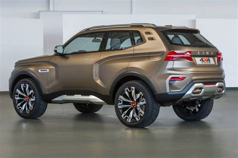 Lada 4x4 Vision Concept Could Preview A New Niva