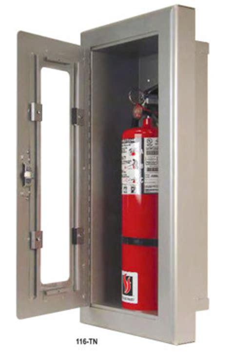 semi recessed extinguisher cabinet revit strike 116 tn sg safeguard semi recessed