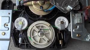 2003 Honda Odyssey Sliding Door Cable Repair