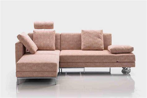 Sofa Fourtwo Von Brühl  Kompaktes Ecksofa Mit Schlaffunktion