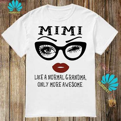 Mimi Grandma Normal Awesome