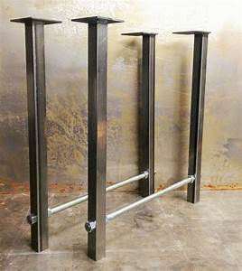 Metal Table Legs Threaded Rod