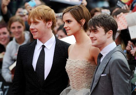 The Harry Potter Actress Emma Watson Now Grown