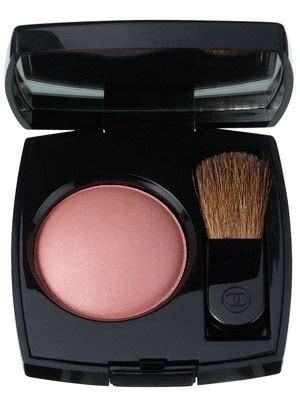 chanel joues contraste  rose bronze review allure