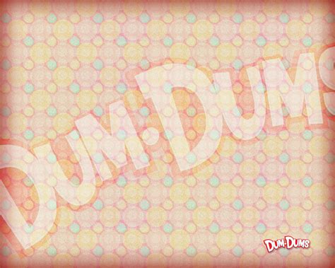 desktop wallpaper dum dums candy pattern