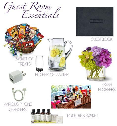 Guest Bedroom Essentials  Julie Lauren