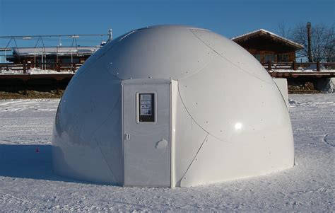 InterShelter 20ft Polar Dome - Micro Home - Emergency